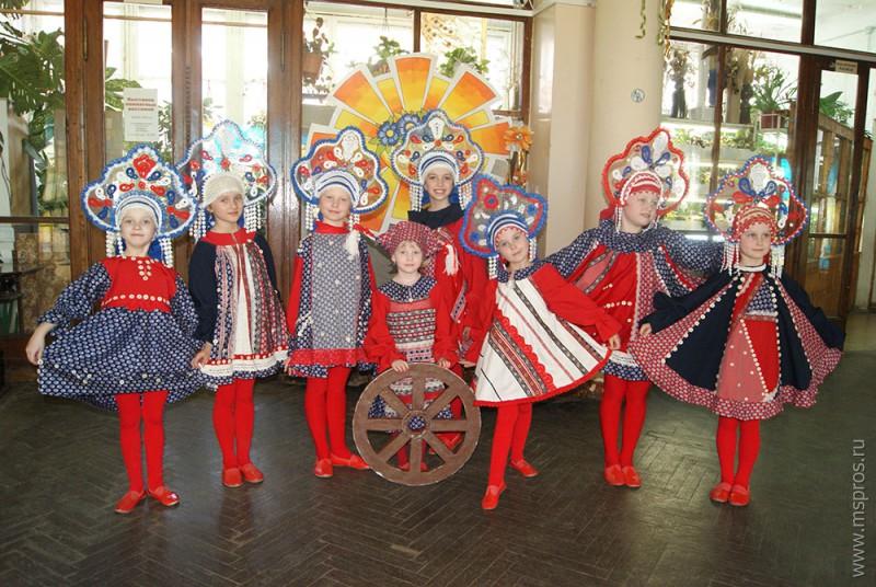 Фестиваль и конкурсы детских театров мод