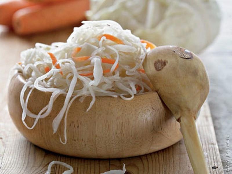 Как сделать мягкой квашеную капусту