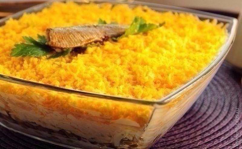 Салат тюрьма с сухариками рецепт очень вкусный